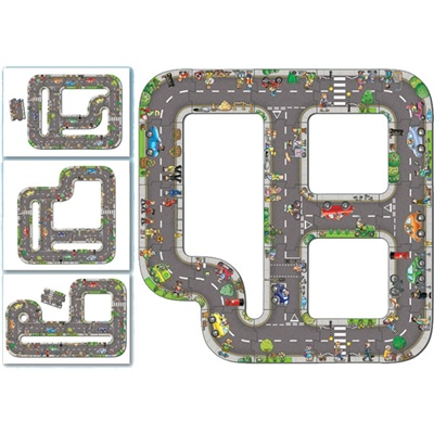 Orchard Toys Pussel 20 Bitar Giant Road, 286