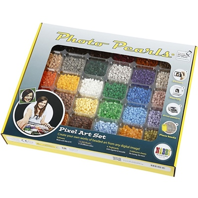 Photo Pearls Startset 15.000 Pärlor, 3303741