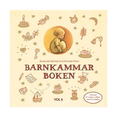Musiksaga CD Barnkammarboken Gyllene Volym 8, 33424813