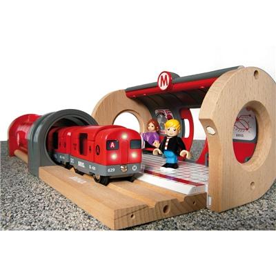 BRIO Metro Railway set, 33513