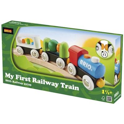 BRIO Mitt Första Järnvägståg, 33729