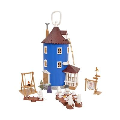 Muminhuset med Figurer, 355011MR