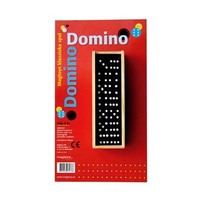 Domino med Trälåda, 3702