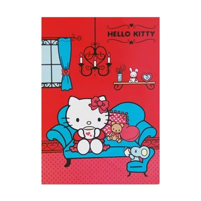 Hello Kitty Fleecefilt, 38712-6