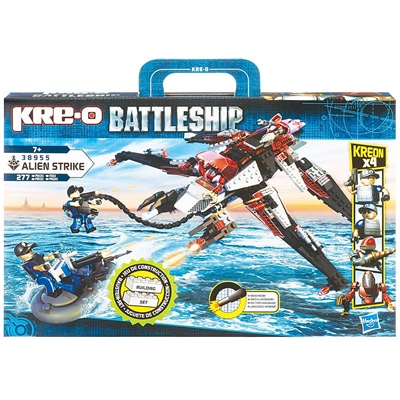 KRE-O Battleship Alien Strike, 38955