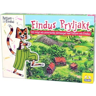 Peliko Findus Pryljakt, 40858086