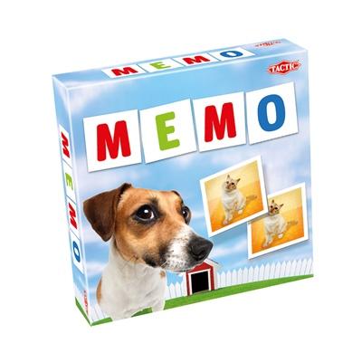 Tactic Memo Husdjur, 41439