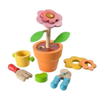 PlanToys Flower Set, 4608PT