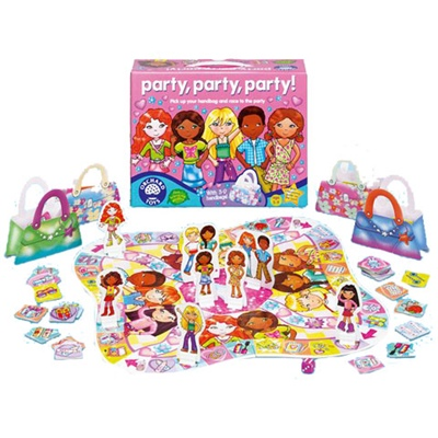 Orchard Toys Party, Party, Party, 5011863100900