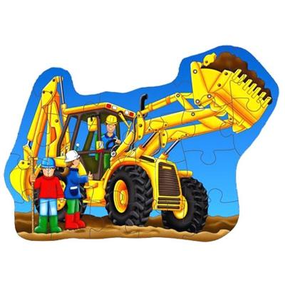 Orchard Toys Pussel 20 Bitar Big Digger, 5011863300034