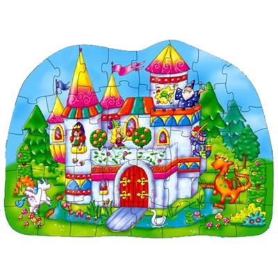 Orchard Toys Pussel 40 Bitar Magical Castle, 5011863300638