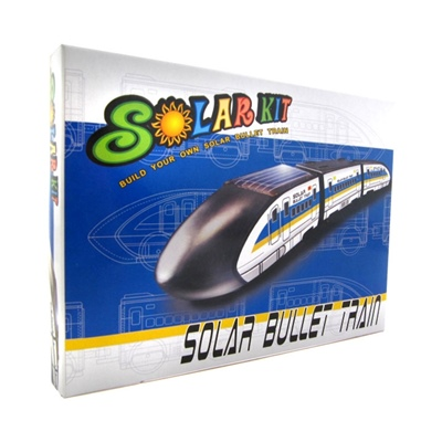 Solar Kit Solar Bullet Train, 50793