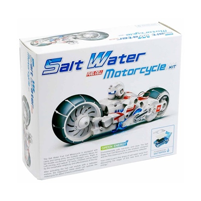 Salt Water Fuelcell Motorcykel kit, 50803