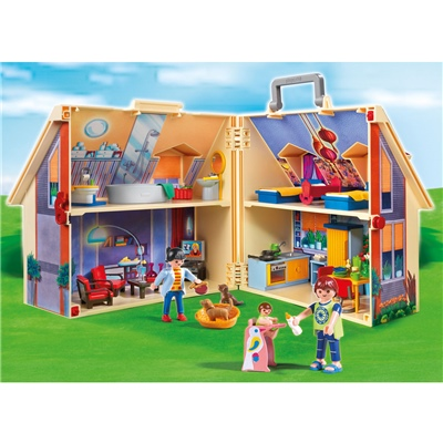 Playmobil Take Along Dockhus, 5167