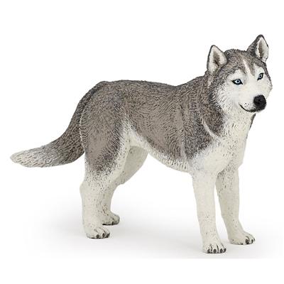 Papo Siberian Husky Hund, 54035
