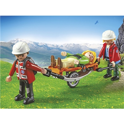 Playmobil Räddningsteam med Bår, 5430