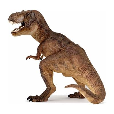 Papo Tyrannosaurus Rex Brun, 55001
