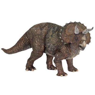 Papo Triceratops, 55002