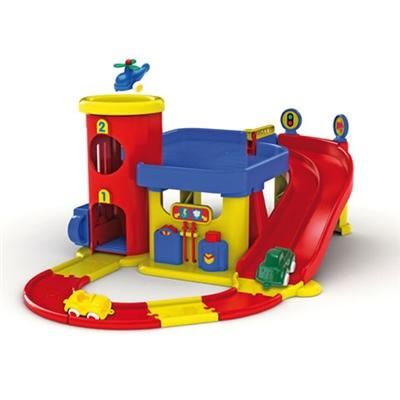 Viking Toys Garage med Vägset, 5556
