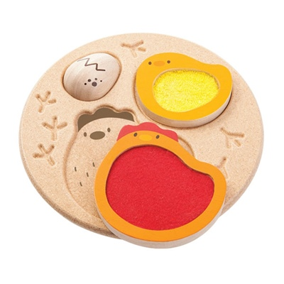 PlanToys Chicken Puzzle, 5673