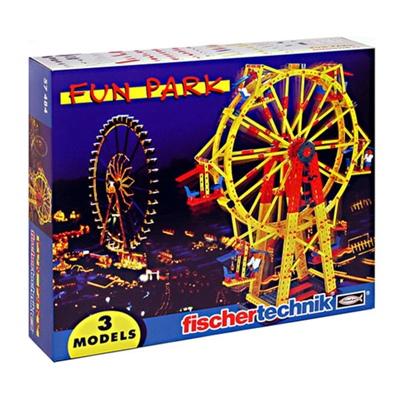 Fischer Technik Fun Park 3 modeller, 57484