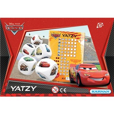 Kärnan Yatzy Disney Cars, 600214