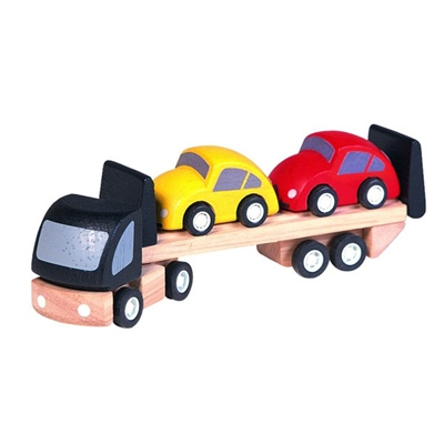 PlanToys Car Transporter, 6043