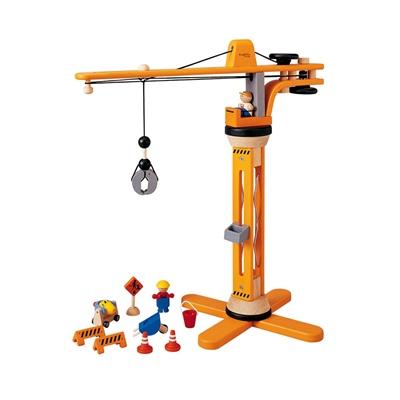 PlanToys Crane Set, 6086